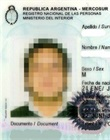 Documento de Identidad
