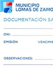 Documentación Sanitaria