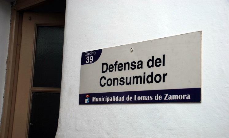 oficina de defensa del consumidor